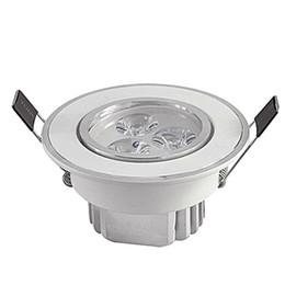 Led Ceiling Lamp 3X3W Led Bulb Dimmable 110v 220v LED spot lighting bulb led down light downlight spotlight with led drive