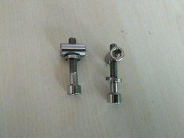 Wholesale Titanium M5 x mm bolt Ti Seatpost Bolts Nuts Washers