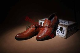 Wholesale Europe and America Rivet restoring ancient ways Men s Oxfords Men Sneakers Flats Loafers