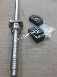 Wholesale 1 anti backlash ballscrew mm ball screws end M set BK15 BF15 bearing mounts
