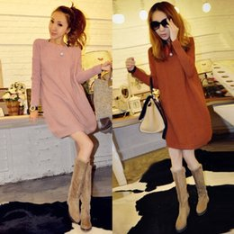 2015 New Fashion Women Ladies Casual Knitted Jumper Sweater Pullover Oversized Knitwear Sweater