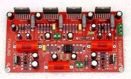 Wholesale TDA7293 Parallel the best BTL amplifier board W mono after stage amp board