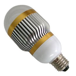 Wholesale Best quality Cree w dimmable led bulb Aluminum and glass led light replacement lamp for w Incandescent