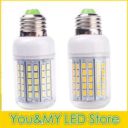 E27 E14 G9 GU10 LED Lamp 12W 5730 SMD Led Corn Bulb Light AC110-120V 96Led Free Shipping