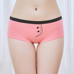 2017 T26 Cotton Women's pants anti comfortable Sexy Seamless Panties for Women Underwears Cotton