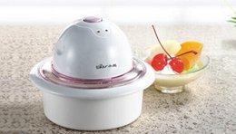 Wholesale DIY Mini Household IceCream Machine home use ice cream maker household small size ice cream maker