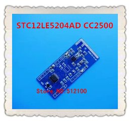 Wholesale STC12LE5204AD CC2500 active RFID tag programmable wireless module custom functions