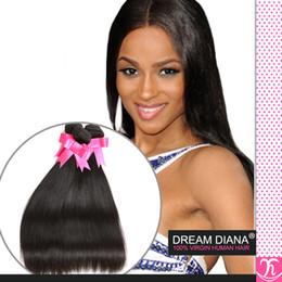 Queen Hair Products 6a Unprocessed Virgin Hair Brazilian Straight Weave 3pcs Rosa Brazilian Straight Hair Tissage Bresilienne Straight Hair