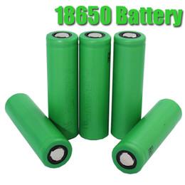 Genuine 18650 battery VTC3 VTC4 VTC5 2200Mah 1600MAH 2100MAH 2600MAH MNKE 26650 AW 18650 18500 18350 Battery with Fedex ship chinabuyecigs