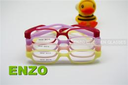 Boys Girls Optical Glasses & Strap Size 38 14 No Screw, Undesctructable Babies Eyeglasses, Durable Safe Children Glasses Frame
