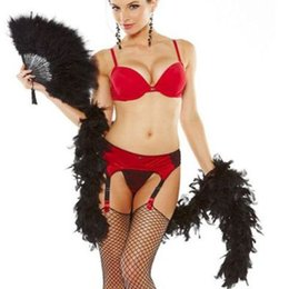 Wholesale Feather Boa Glam Flapper Dance Fancy Dress Costume Accessory Chicken Feather Wedding Party Decoration Turkey Feather Boa