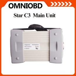 Wholesale Hot Sale Professional Main Unit Mb Scanner MB Star C3 For Ben z Multiplexer Star C3 Scanner In Stock