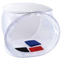 50 * 50 * 50cm Photo Studio Soft Box Light Shooting Tent Cube Softbox pour caméra Livraison gratuite à partir de photo boîte de tente fournisseurs