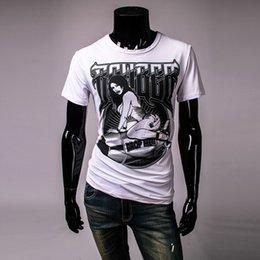 Wholesale 2016 Sale Novelty Camisa Masculina Tshirt New D Printing Short Sleeve T shirt Man Summer Beauty shirt TS225