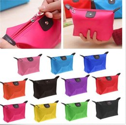 10 Color Multifunction Travel Cosmetic Bag Makeup Pouch Toiletry Organizer Woman travel bag Makeup Case Cosmetic Pouch Bag