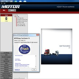 Wholesale MOTO heavy truck service v11 with Keygen auto repaire software by dvd with free airmail ship