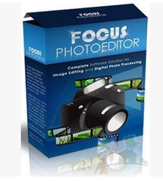 Wholesale Photo retouching and editing software enriched Focus Photoeditor v6 ENGLISH