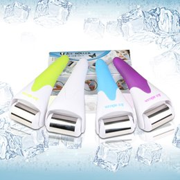 Skin cool ice derma roller ice roller for face and body massage facial skin and preventing wrinkles