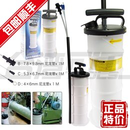 Wholesale Carpenter good Taiwan L manually changing the oil pumping from the drain pipe to be received by changing the water tank on