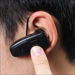 Descuento bluetooth auriculares cámara espía 8GB de memoria incorporada en bluetooth cámara Bluetooth auricular auricular estilo mini espía cámara dv dvr Bluetooth auricular oculto videocámara PQ179