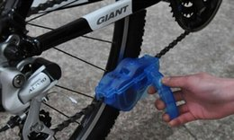 Wholesale 180 High quality Professional Bicycle Chain Box Cleaner Cycling Bike Brushes Machine Scrubber Wash Tool