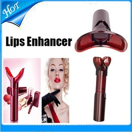 Wholesale 2015 Hot Mouth Beauty Sexy Lip Pump Lip Enhancement Rounded Thickened Lips Quick Plump Lip Female Charm Gift