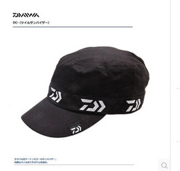 Wholesale-2015 new DAIWA Dawa outdoor fishing hat fishing hat sunscreen breathable professional athletics freeshipping mz85
