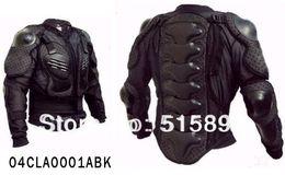 Wholesale Motorcycle Full Body Armor Jacket Spine Chest Protection Gear S M L XL XXL XXXL