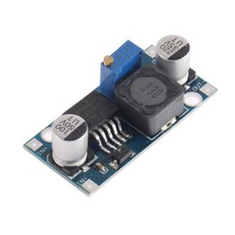 Wholesale 1pc Small LM2596 power supply module DC DC BUCK A adjustable buck module regulator ultra LM2596S V switch V V V Newest