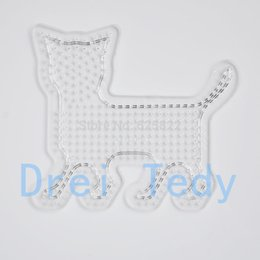 Wholesale-PegBoards Cat for 5mm Perler Beads Hama Beads Fused Beads