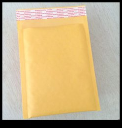 """Wholesale-Bubble Mailers Padded Envelopes Bags KRAFT BUBBLE MAILERS MAILING ENVELOPE BAG 4.29x5.07""""[11cmx13cm] 2015 Factory sales"""