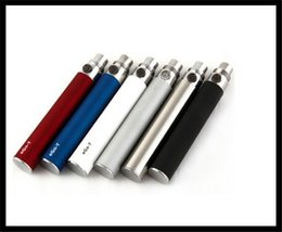 best seller colorful ego battery 650ma electronic cigarette battery e cigarette battery ego t battery with logo high quality