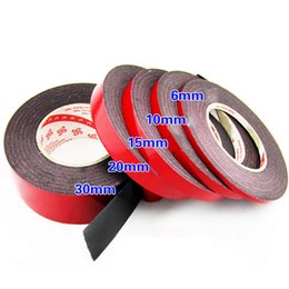 Wholesale Double Sided Car Auto Truck Vehicle Trim Foam Sticky Tape Adhesive mm mm mm mm mm m