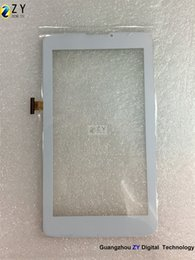 7 inch Tablet PC Digitizer Touch Screen Panel Replacement part-for PG70383A0 ZY TOUCH