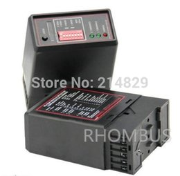 Wholesale DC12V V Automatic Gate inductive vehicle black loop detector DP132 for gate and parking access system