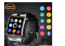Bluetooth Smart Watch With Camera Waterproof Touch Screen Phone Unlocked Cell Phone Smart Wrist Watch Cell Phone Watch For