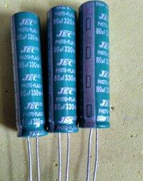 Wholesale Photo flash capacitor v uf mm