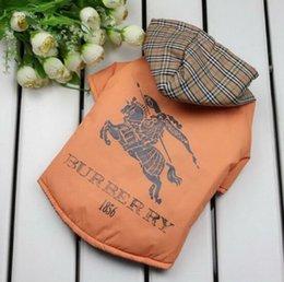 Wholesale pet clothes pet jacket dog clothes pet products Brand dog clothing dog jacket