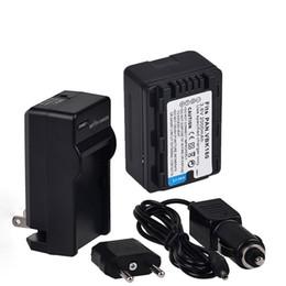 Wholesale For Panasonic Battery Pack Charger Car charger for Panasonic VW VBK180 VW VBK360 VW VBK360E VW VBK360E K