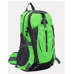 5 colors 35L waterproof hiking outdoor sport climbing bag camping backpack Women professional climbing bags men's backpacks