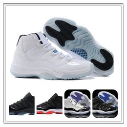 Wholesale Cheap XI Legend Blue Basketball Shoes Good Quality Men Sports Shoes Women mens Trainers Athletics Boots Retro XI Sneakers