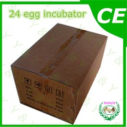 Wholesale Hot sale Good quaility automatic mini egg incubator poultry brooder chicken hatcher JANOEL24 with CE certificate