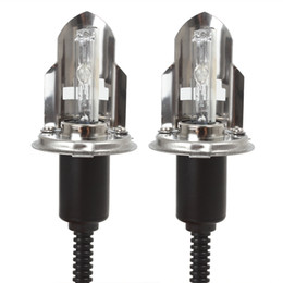 Wholesale 1 pair of V W LM H4 HID Bulb Xenon Headlight Ballasts with Color Temperature Optional CLT_436