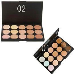 Wholesale New Hot Sale Special Professional COLOR Concealer Facial Care Camouflage Makeup Palette