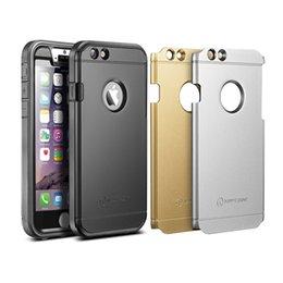 """Plaque d'écran en Ligne-Nouveau Trent Trentium robuste de protection durable pour iPhone 6s Case 4.7 """"écran, Noir Argent plaques d'or 30pcs"""