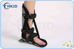 Wholesale Delux Drop Foot Night Splint Drop Foot for Plantar Fasciitis Achilles Tendonitis Drop Foot Post static Pain