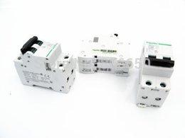 Wholesale P V A C65H DC breaker DC air switch Amps circuit breaker W rail
