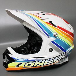 Wholesale Original ONEAL Best Selling Motorcycle Off Road motocross helmet downhill DH ATV Protective helmet