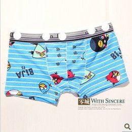 Wholesale Men s boxer pants pants animated cartoon bird new men underwear panties The boxer pants pants