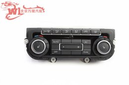 Wholesale Volkswagen Golf Tiguan new Jetta Touran automatic air conditioning automatic air conditioning switch panel